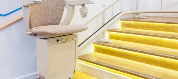 choisir monte escalier