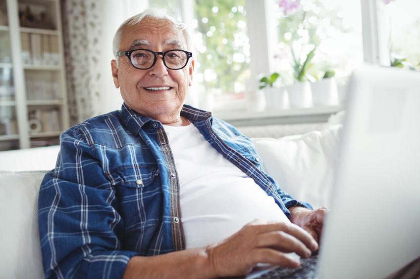 senior et les banques en ligne